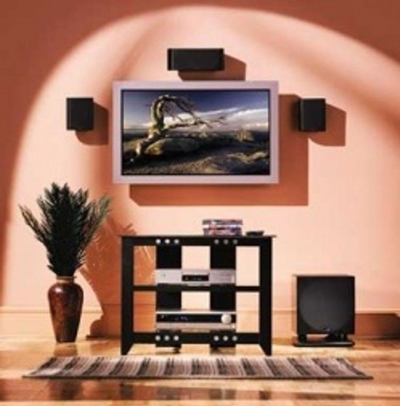 Yamaha Home Theater in a Box