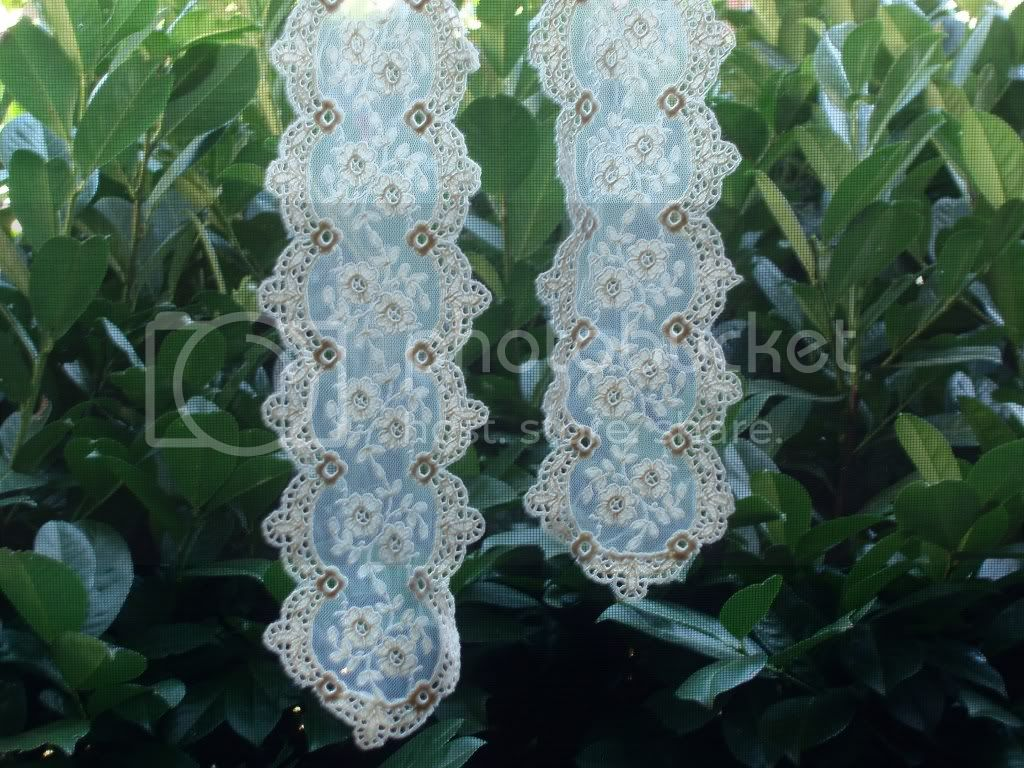 vintage victorian lace