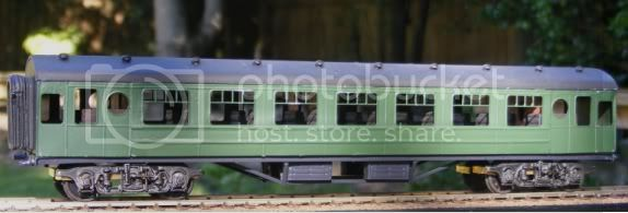1379 class Park Royal suburban coach
